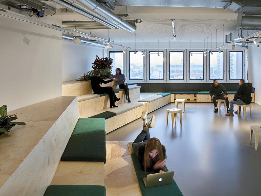 Les bureaux du futur