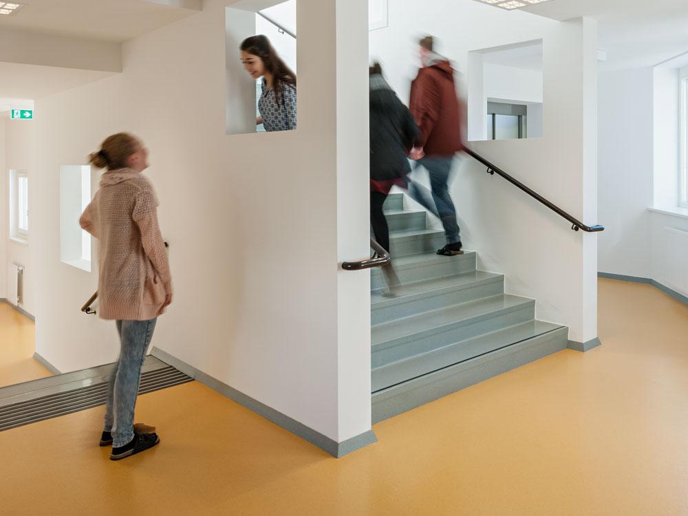 Nora Rubber Flooring