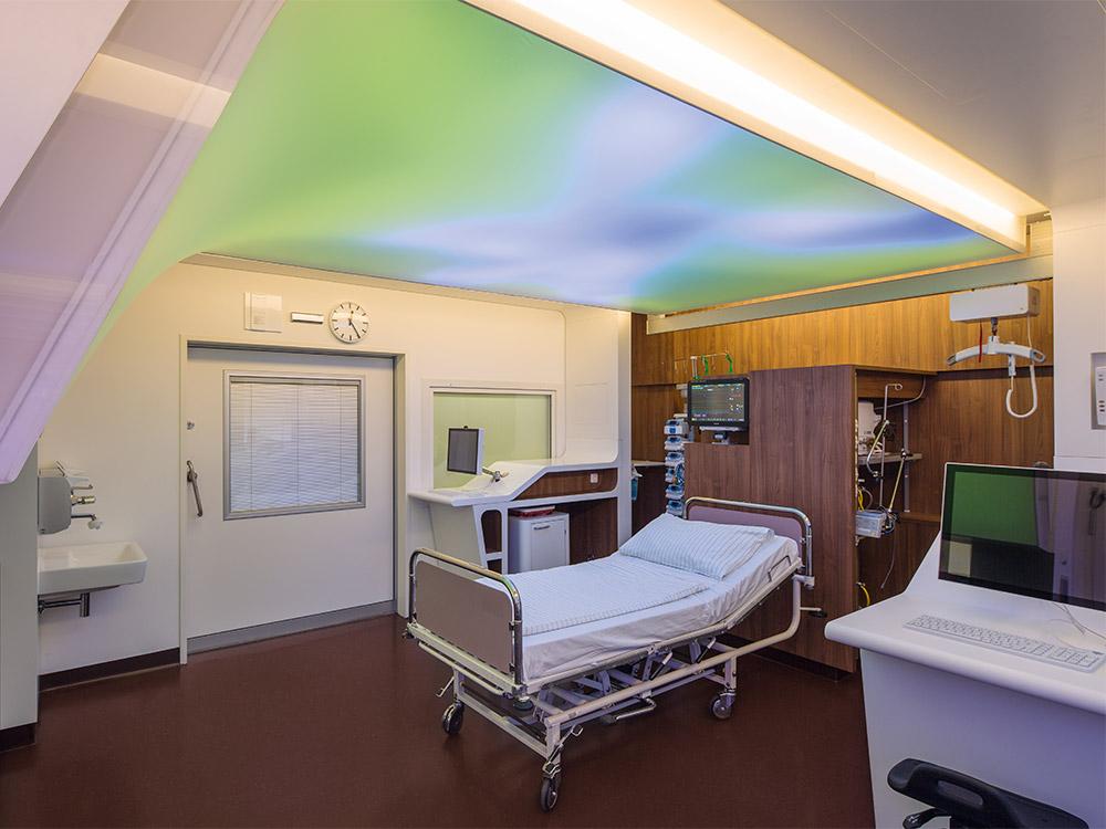 Maternity centre, Bronovo Hospital - nora systems GmbH